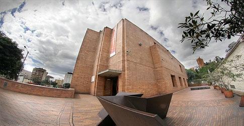 Museo de arte moderno Bogotá Mambo, Bogota, Colombia