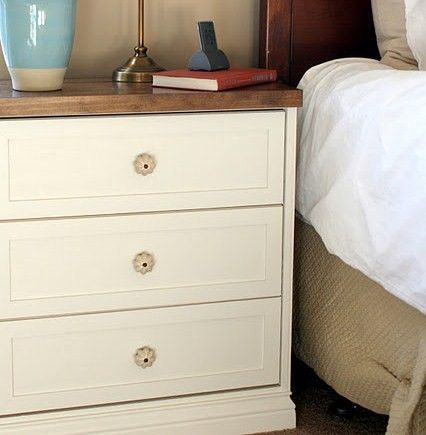 Elegant Ikea Hack   Rast 3 Drawer Chest Www.acharmingnest. Great Pictures