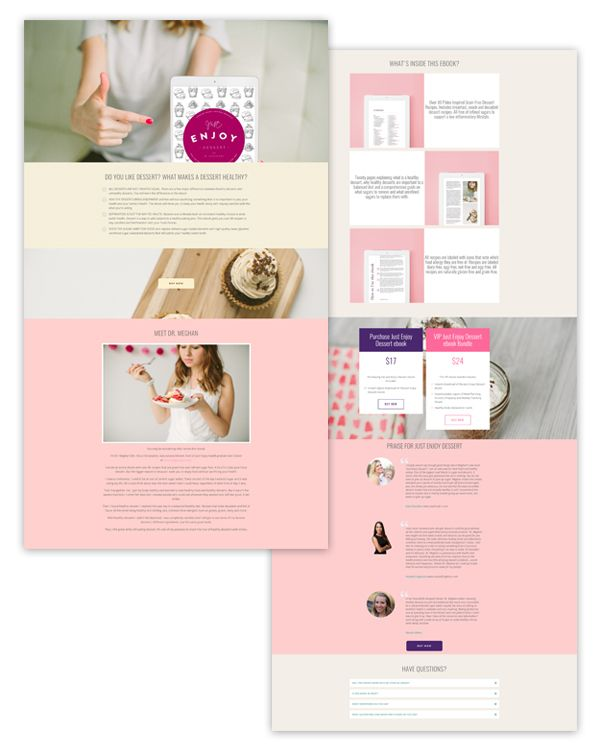 85 best inspiration sales pages images on pinterest design launch showcase student sales pages created by using my course irresistible sales pages fandeluxe Image collections