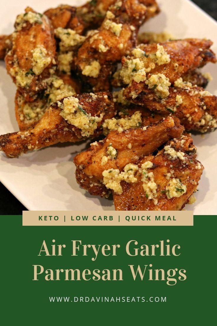 Air Fryer Garlic Par
