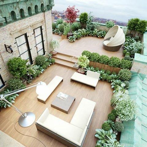 85 best extérieur jardin images on Pinterest Gardening, Beautiful