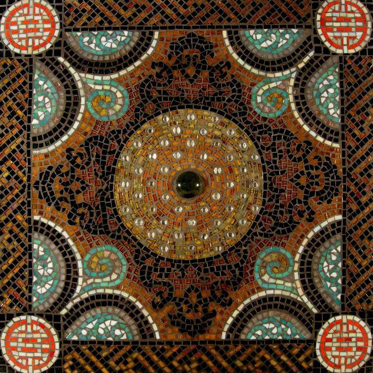 Mirror Mosaic Wall Art 15 best mosaics images on pinterest