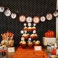 Halloween Birthday Party Idea