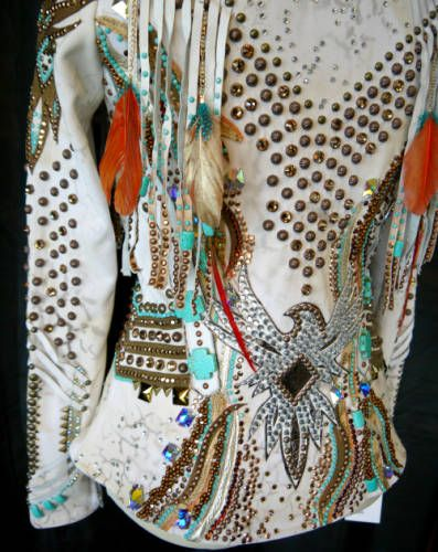 Western Pleasure Jacket- Awesome!