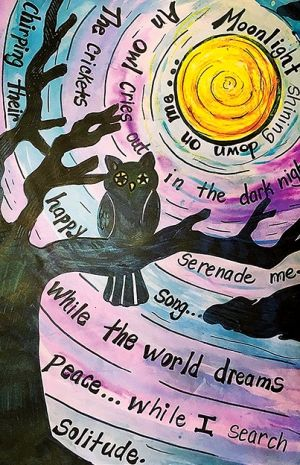 Bring color and creativity to National Poetry Month projects.