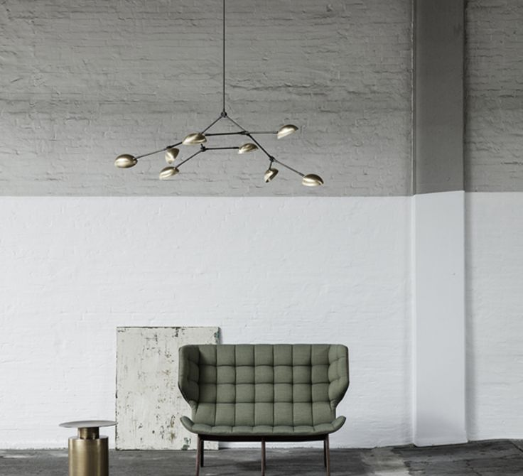 740 best pendant light suspension lustre images on pinterest for Suspension fer noir