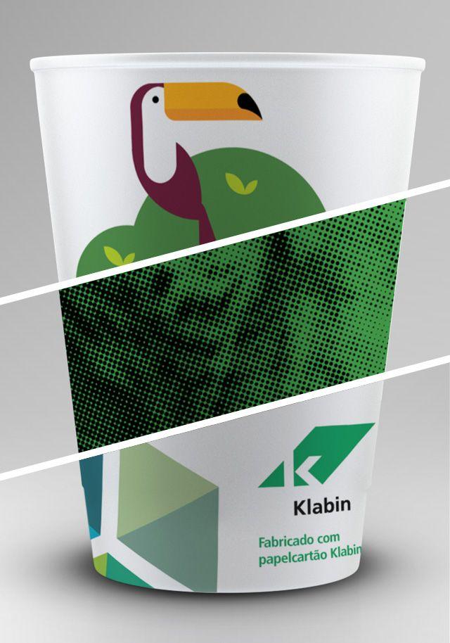Copos Klabin   //   Klabin | Klabin