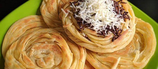 Resep Roti Maryam Lembut Empuk Berserat Dan Anti Gagal Resep Resep Roti Roti Resep