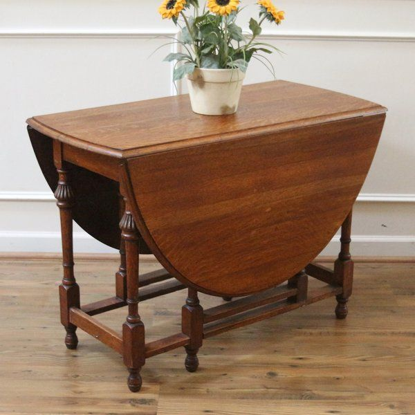 Luxury Bar Table Drop Leaf