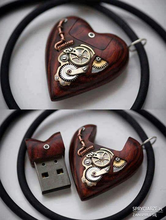 Cool USB drive