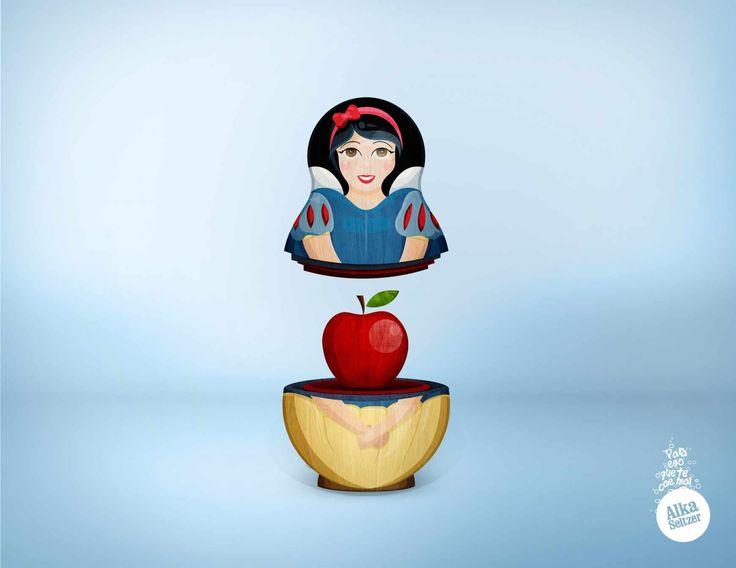 Alka-Seltzer: Apple