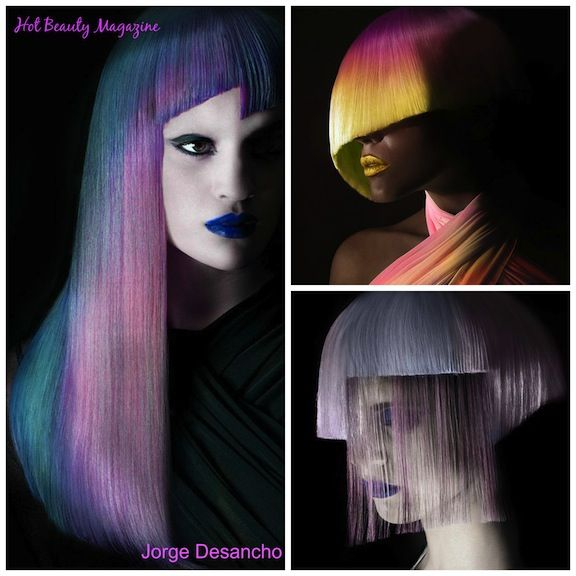 Beautiful collection by Jorge Desancho of Spain. Photographer: David Arnal. #HotOnBeauty www.hotonbeauty.com