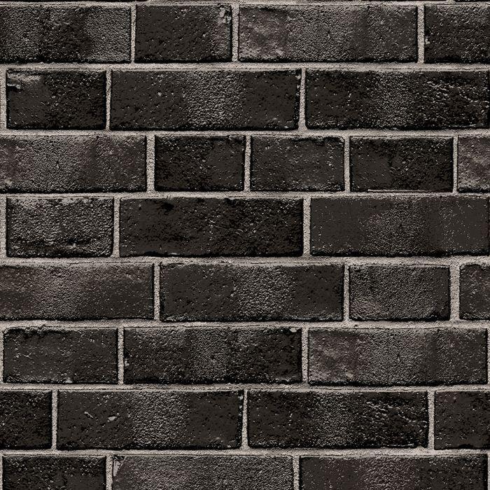 Brick In 2020 Brick Temporary Wallpaper Black Brick Wallpaper Textured Brick Wallpaper