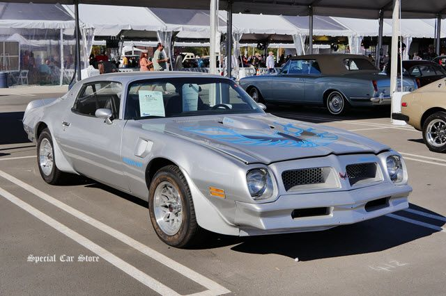 1976 Pontiac Trans Am sold at McCormick's Collector Car Auction 61  http://www.specialcarstore.com/content/mccormicks-collector-car-auction-61-times-1-time