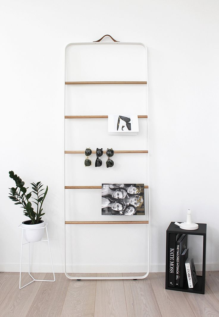 White & Black Decor, Minimalist Home