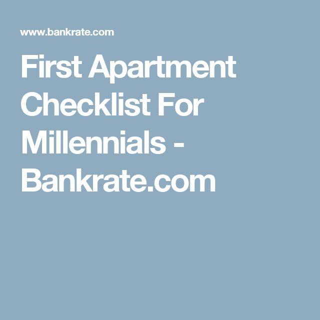 The 25+ best First apartment checklist ideas on Pinterest | First ...