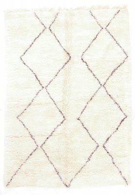 Kelim+Marokkaanse+Berber+tapijt+Beni+Ouarain+295+x+205+cm