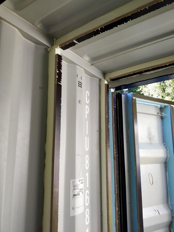 Frame work for insulation