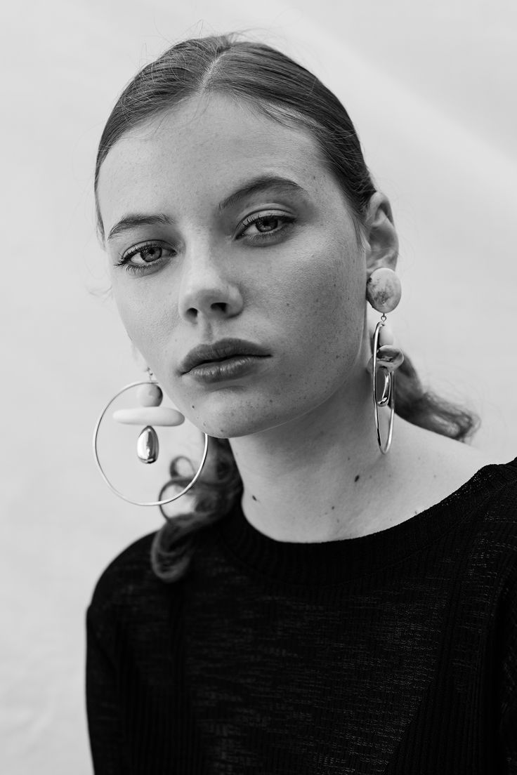The New Statement Earring — BADLANDS