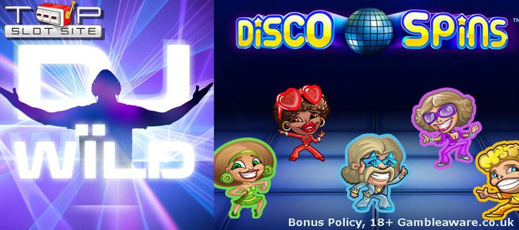 Wow it's a Friday evening, go for a Disco and enjoy rocking DJ music. Well, now you can experience both at your home. Enjoy DJ Wild and Disco Spins slot at Top Slot Site: http://www.topslotsite.com/casinogames/slots/?tracker=170800&dynamic=socialVIP
