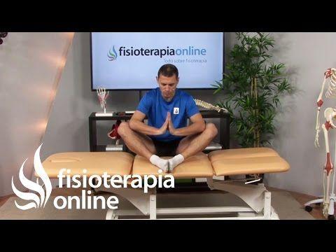 Ejercicio de fortalecimiento o reprogramación de los músculos aductores. | Fisioterapia Online