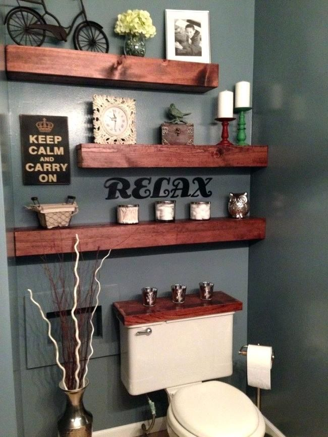 Diy Bathroom Wall Decor Pinterest Youtube Decorating Ideas On A Dekorasi Kreatif Interior Dekorasi Rumah