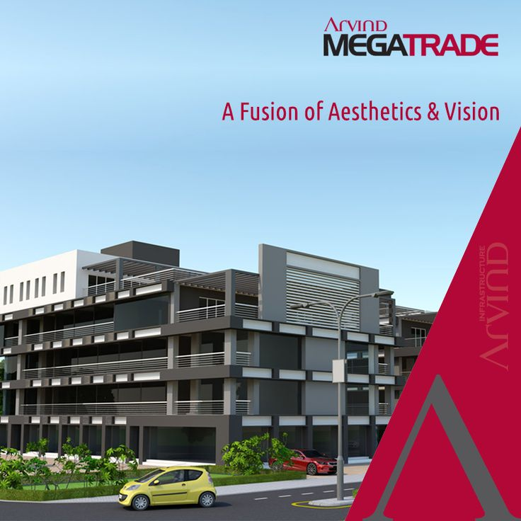 When it comes to choosing the best #CommercialSpace in #Ahmedabad, you search should stop at Megatrade. With 234 #Shops and #Offices to boast of, this ongoing project by #ArvindInfrastructure will take your business activities to the next levels of success; surely! Contact us for booking enquiries at: http://www.arvindinfra.com/about_megatrade.php