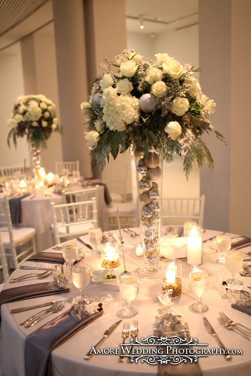 1000 Ideas About Winter Wedding Centerpieces On Pinterest