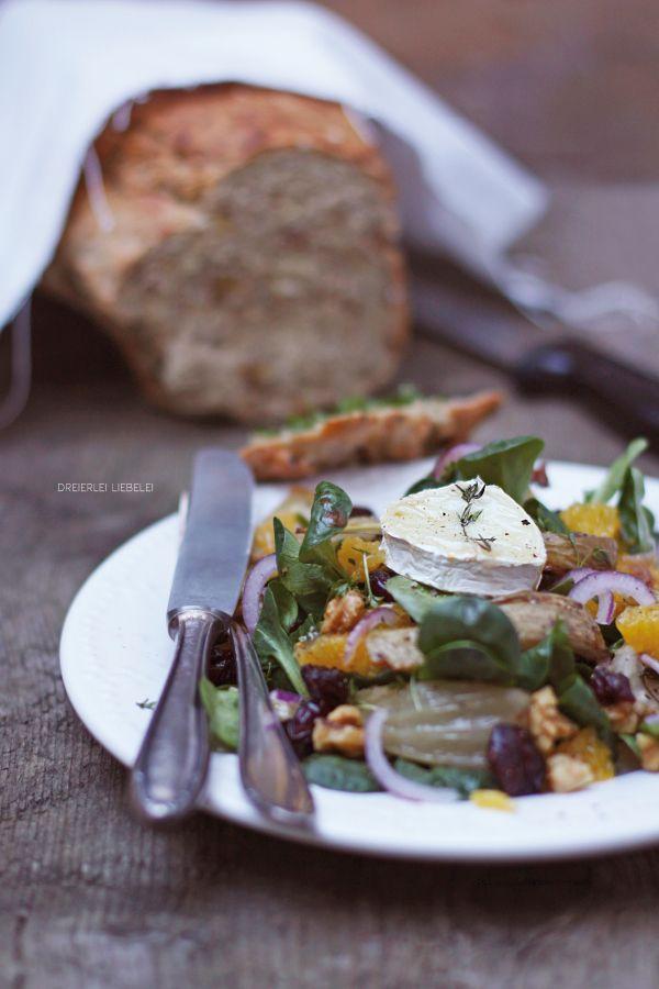 Dreierlei Liebelei: Salat-Liebelei