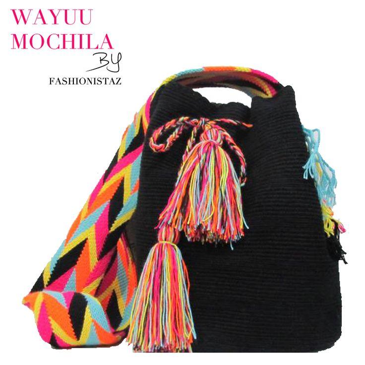 Wayuu Mochila tassen FASHIONISTAZ