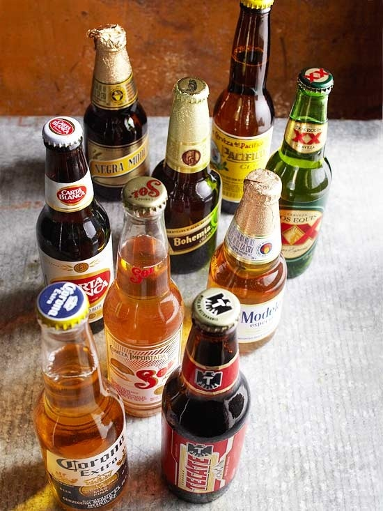 What Type Is Your Beer?              Most of us know beers by brand names rather than variety. Check out this list of beer brands identified by type to make it easy to shop for beers to complement your food #food_pairings #beer #bbq #food #recipes beer
