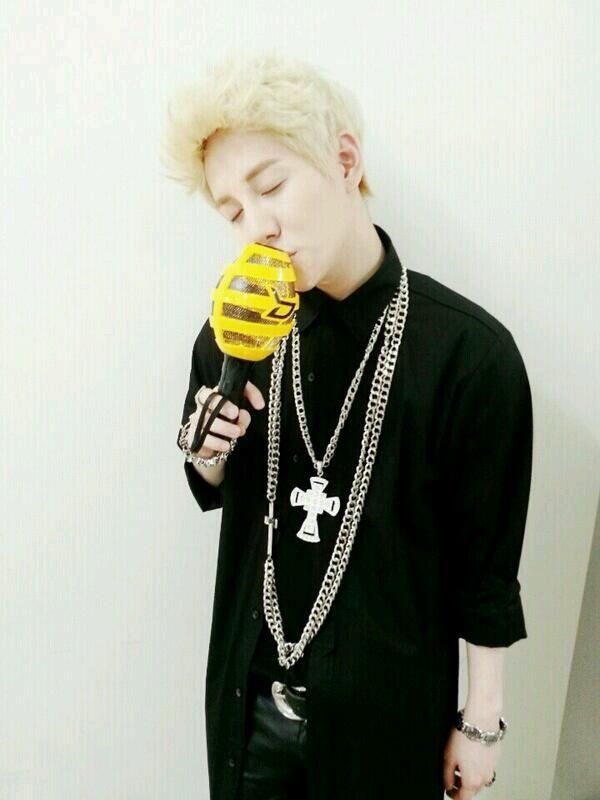 { BLOCK B } #blockb #talented #Kyung