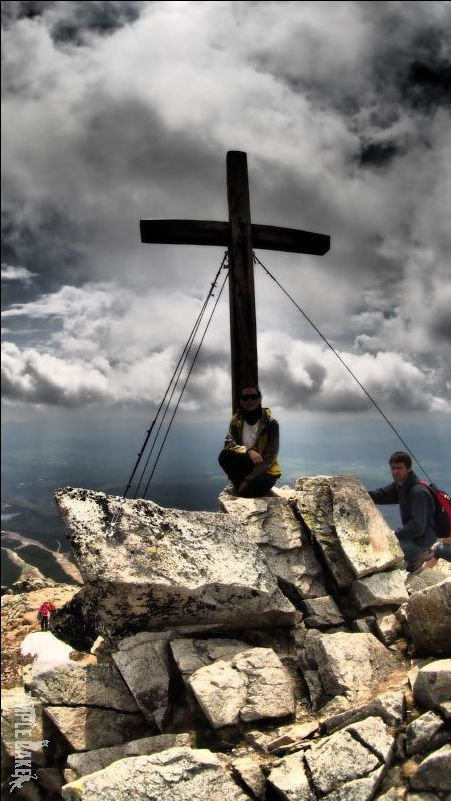 Predne Solisko peak, 2126 m