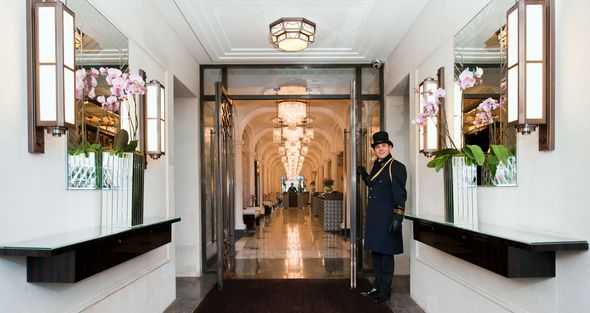 A London City Break at The Wellesley Hotel London