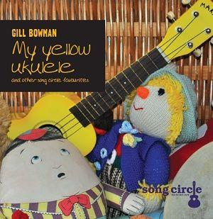 My Yellow Ukulele by Gill Bowman