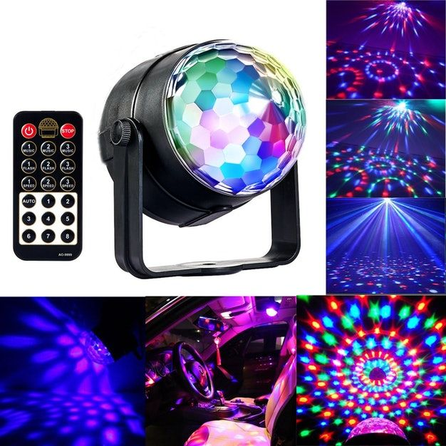 Unexpected But Awesome Products You Can Find On Walmart Com Party Lights Ball Lights Dj Lighting
