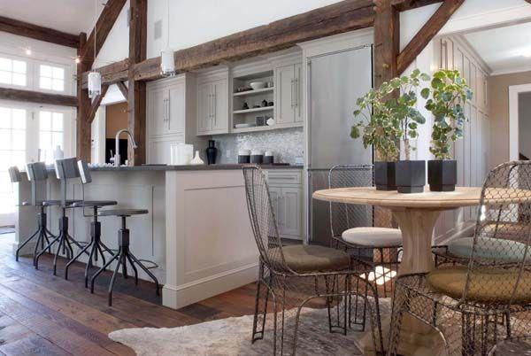 kitchen design | Barn Restoration-Arturo Palombo Architecture-02-1 Kindesign