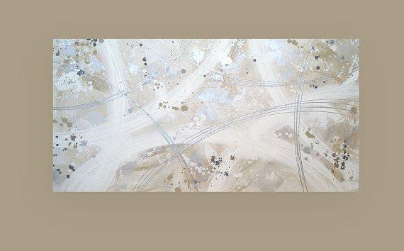 Arte pintura acrílico Resumen brillante abstracto