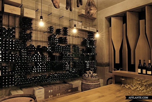Red Pif #Restaurant Aulík Fiser #Architects