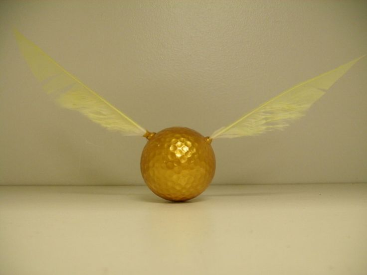 Golden Snitch Cross Stitch | Golden Snitch ∙ How To by Ravenclaw4ever on Cut Out + Keep