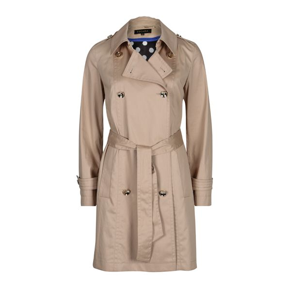 #Trenchcoat as one of your perfect 10 for the autumn. #DesignerOutletParndorf