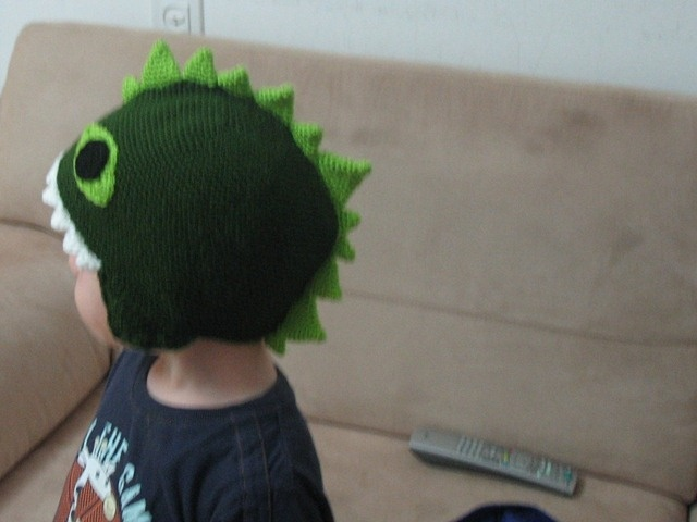 Dragon hat #tutorial #free #pattern Crochet and Knit ...