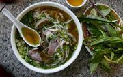 In a city with a pho shop on every other corner, it takes some real chops to stay as busy as Pho Oregon does all day, every day.