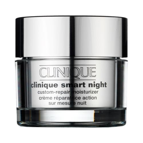 Clinique Smart Night Custom-Repair Moisturizer (2) 50 ml Fugtgivende natcreme til tør/kombineret hud - Coop.dk