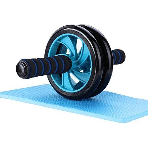 Oferta: 9.99€ Dto: -55%. Comprar Ofertas de Mitavo AB Roller, AB Wheel, Rueda para abdomen con alfombrilla para las rodillas para fitness y trabajar los músculos del abd barato. ¡Mira las ofertas!