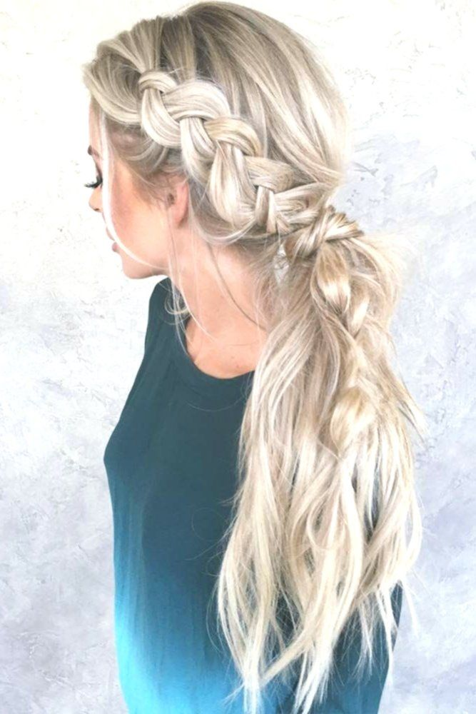 Braid Hairstyles For Party
