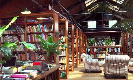 Booth Books, Hay on Wye