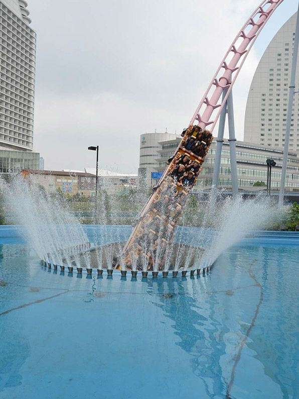 Unique Crazy Roller Coaster Ideas On Pinterest Roller - Pedal powered skycycle rollercoaster japan amazing