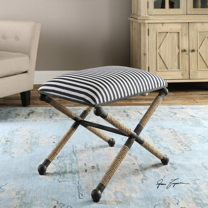 braddock upholstered bedroom bench with images  small