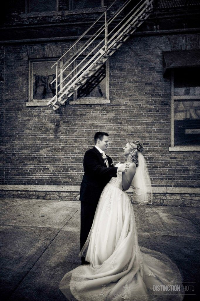 Green Bay Wedding Photography by Distinction Photo